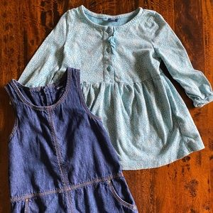 Baby Gap Girls 18-24 Month Dresses